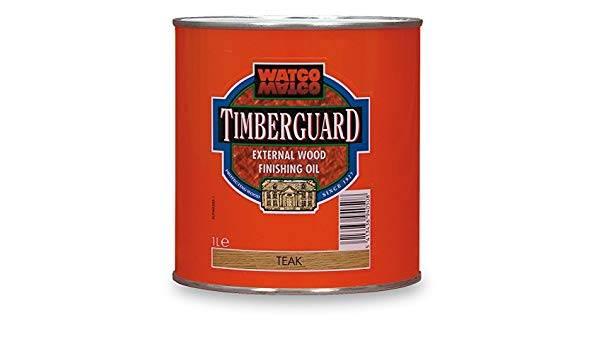 Timberex Timberguard Teak 1 L